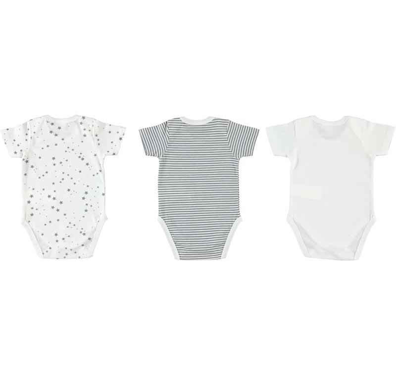 Бебешки компект бодита IDO 0004W995 - 2