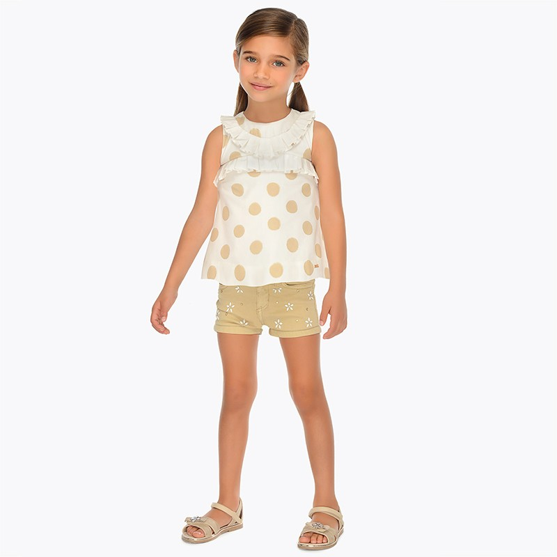 Детски къси панталони Mayoral 0003206