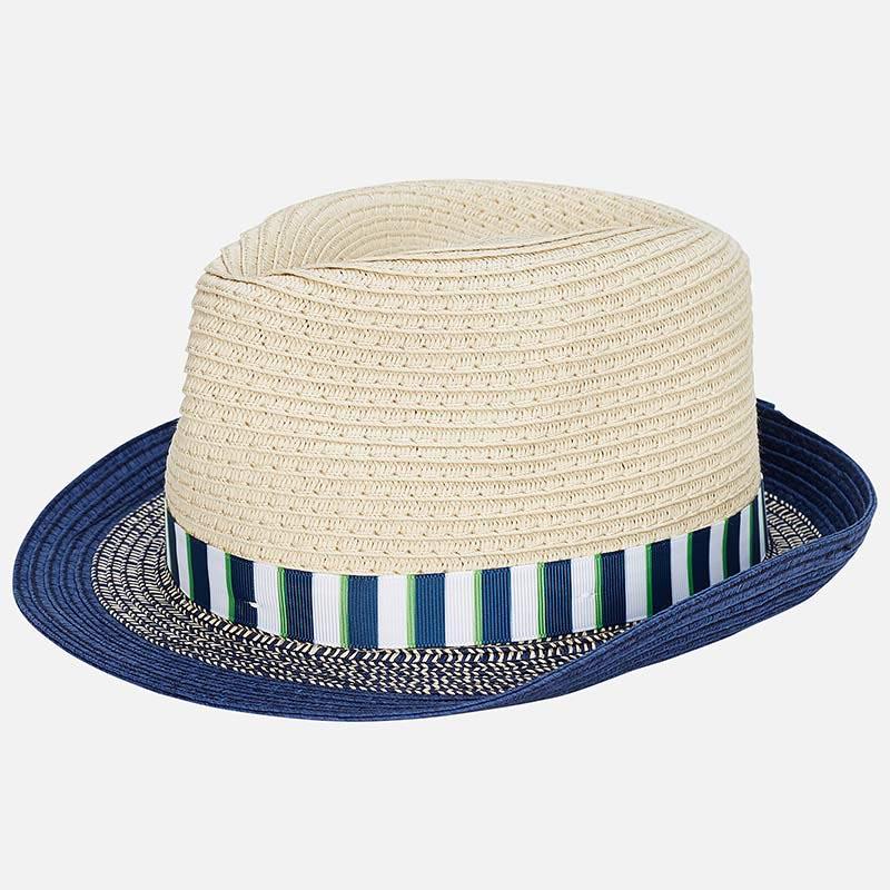 Плетена детска шапка Mayoral 00010611