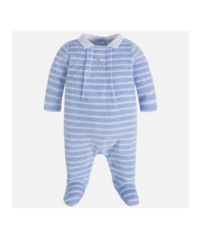 Удобен бебешки гащеризон Mayoral 0002711