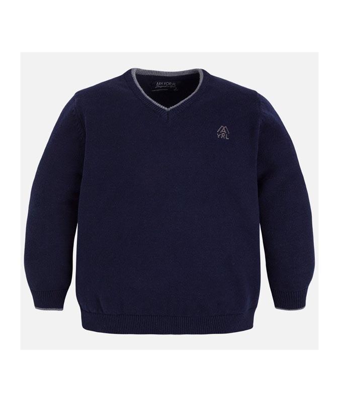 Детски удобен пуловер Mayoral 000315