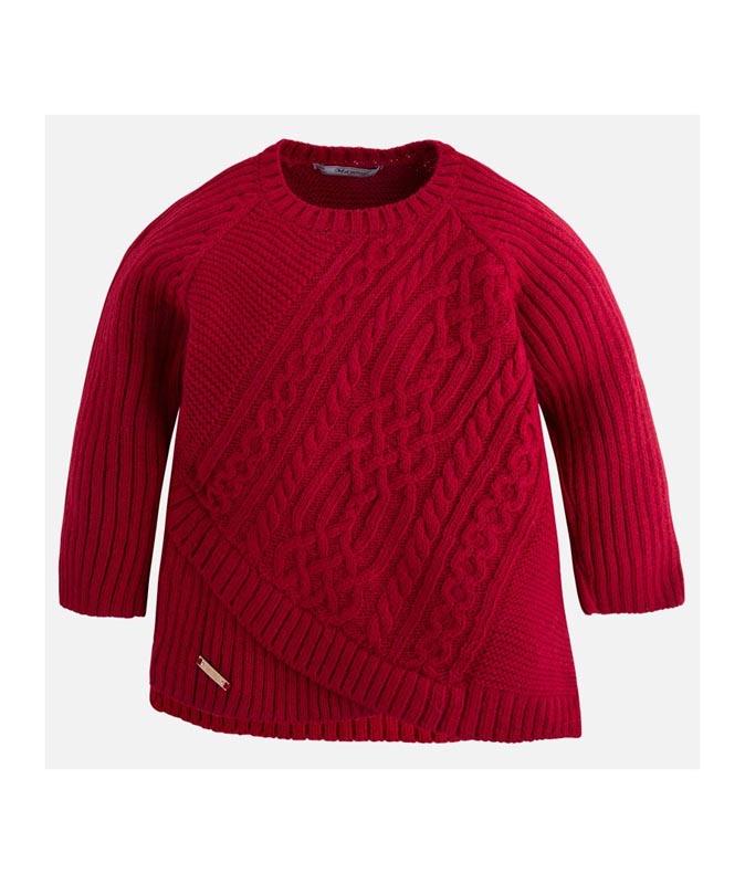 Детски плетен пуловер Mayoral 0004319
