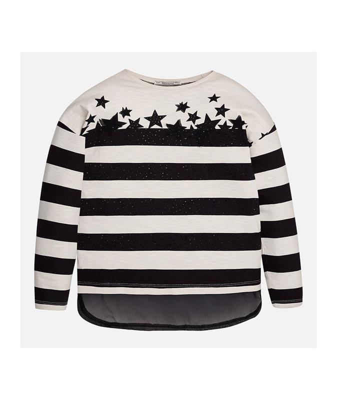Детска стилна блуза Mayoral 0007055