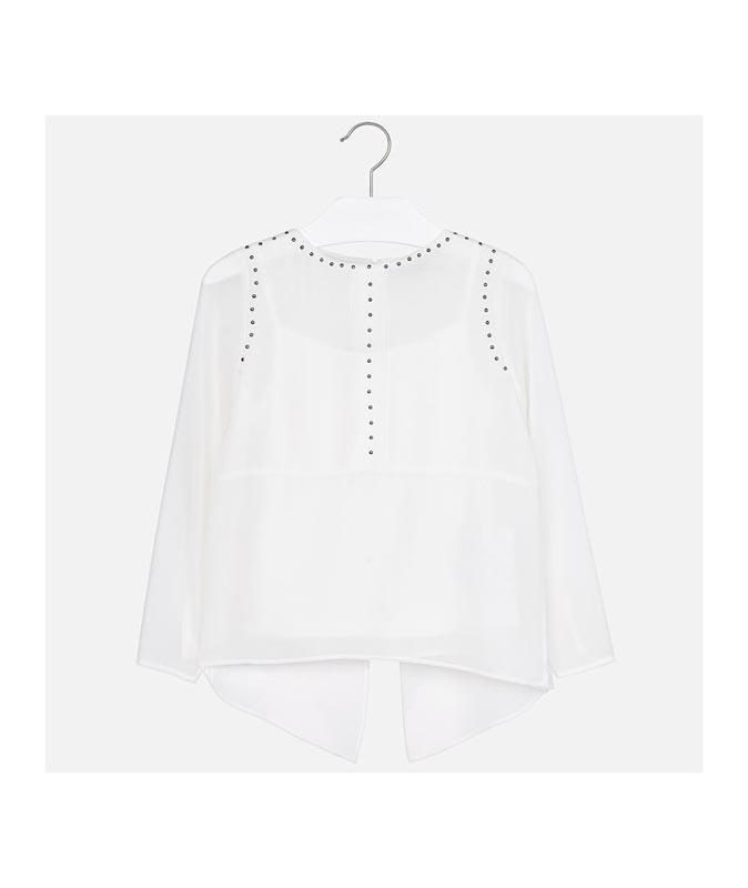 Детска стилна риза Mayoral 0007117