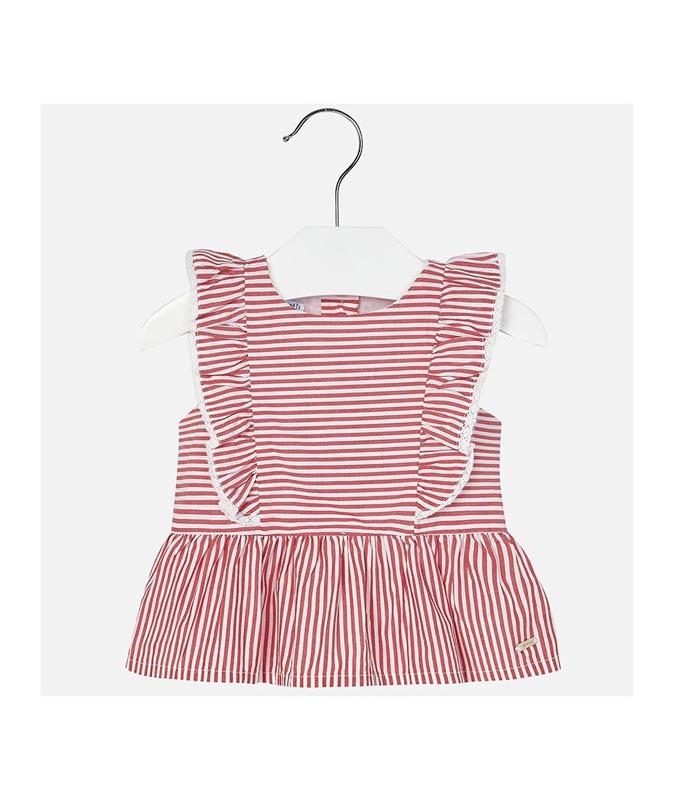 Елегантна бебешка блуза Mayoral 0001122
