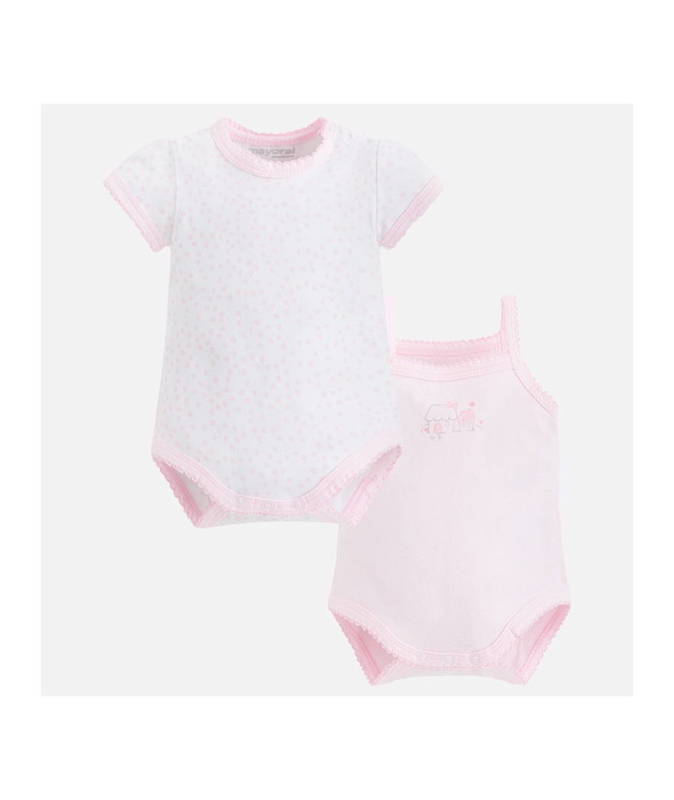 Бебешки комплект бодита Mayoral 0001708