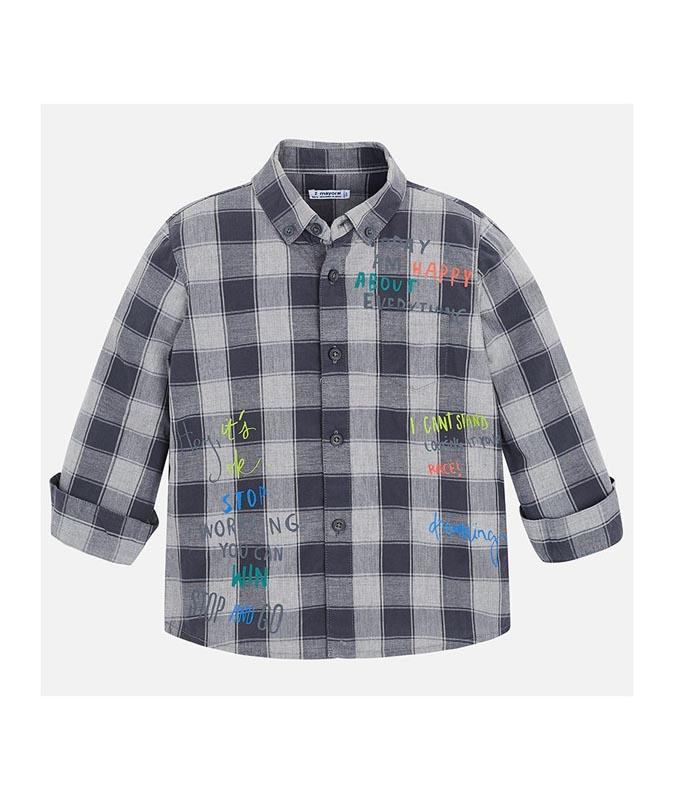 Спортна детска риза Mayoral 0004156