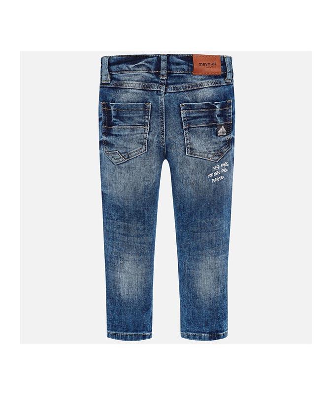 Детски стилни дънки Mayoral 0004522