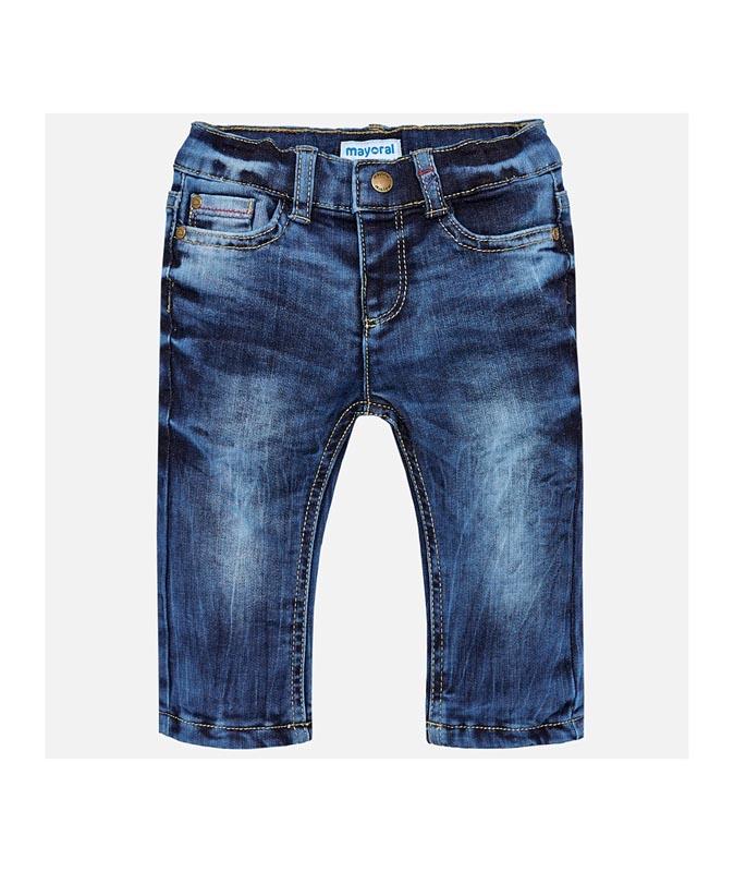 Бебешки стилни дънки Mayoral 0002554
