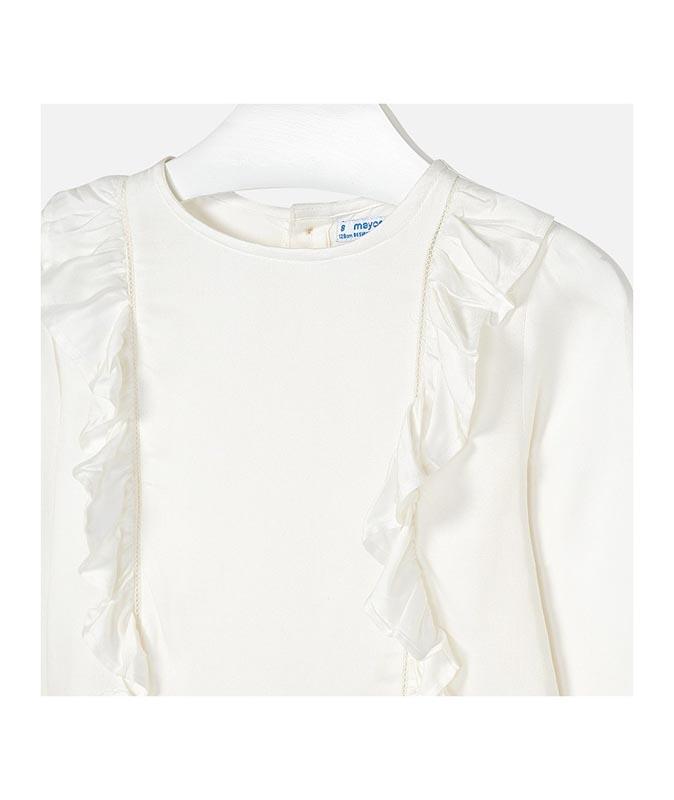 Детска красива риза Mayoral 0007122 - 3