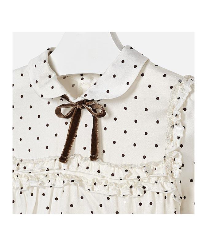 Детска стилна риза Mayoral 0004122 - 3