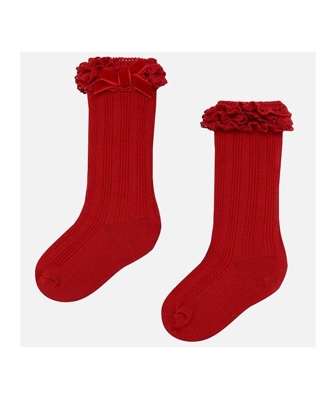 Бебешки елегантни чорапи Mayoral 00010457