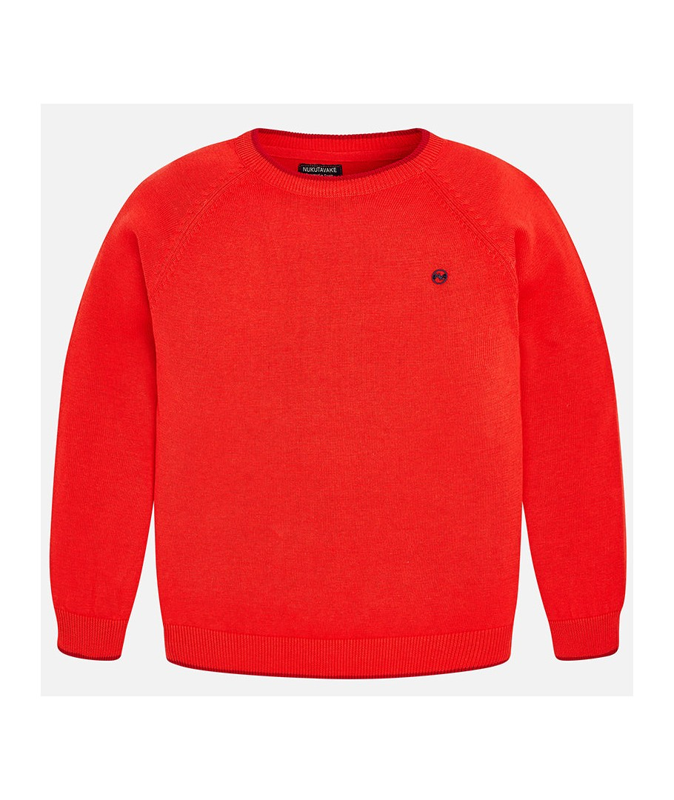 Изчистен детски пуловер Mayoral 000354