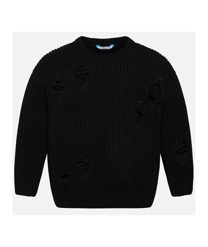 Детски плетен пуловер Mayoral 0007330