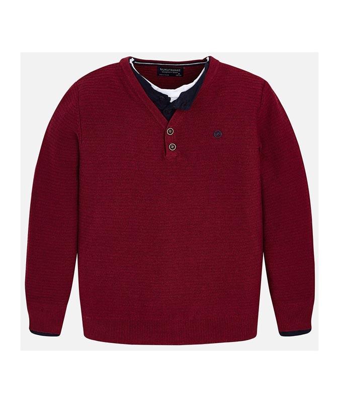 Детска спортна блуза Mayoral 0007300