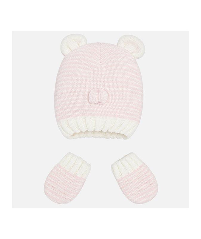 Детска шапка + ръкавички Mayoral 0009902