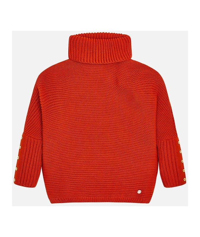 Плетен детски пуловер Mayoral 0007314