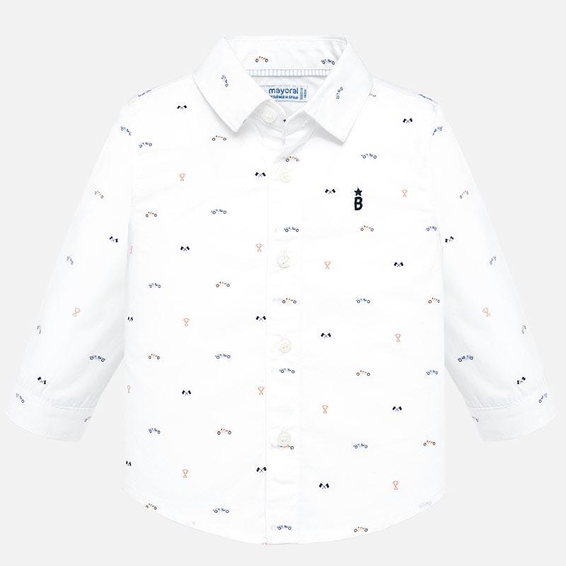 Бебешка стилна риза Mayoral 0002115