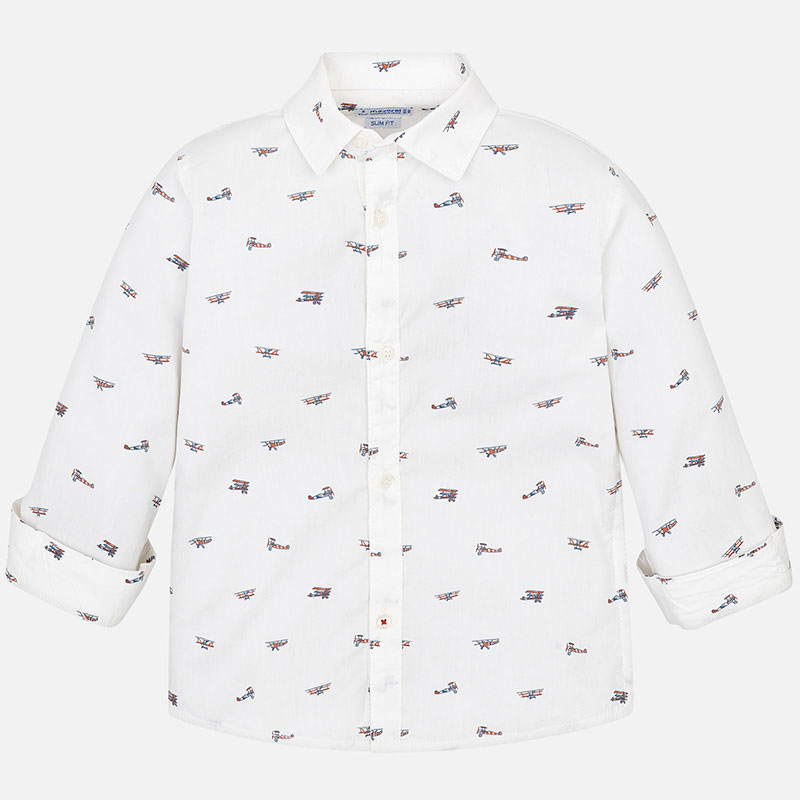 Детска стилна риза Mayoral 0004121