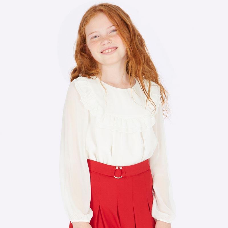 Стилна детска риза Mayoral 0007101