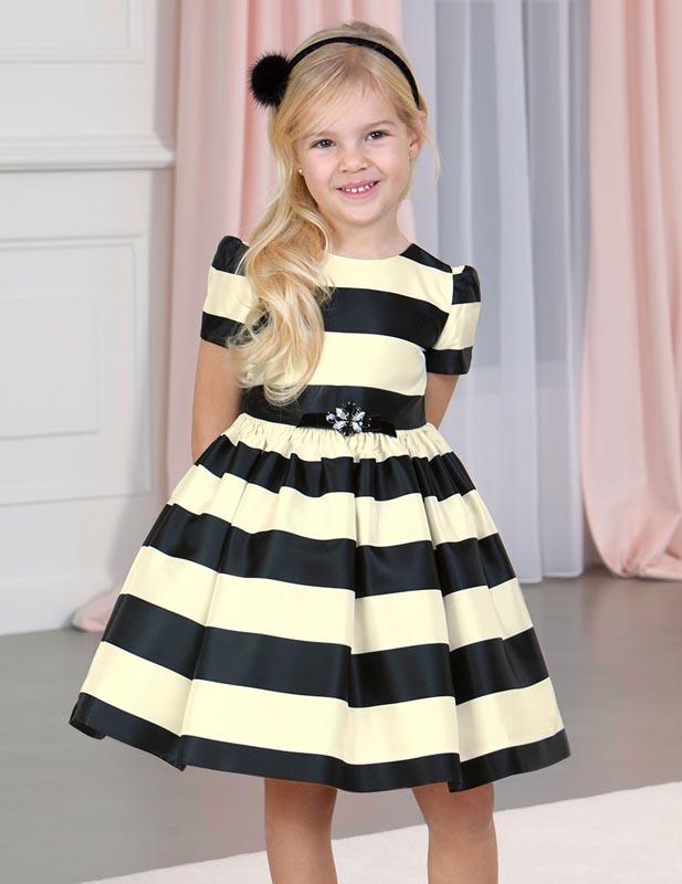 Детска елегантна рокля Abel & Lula 0005510