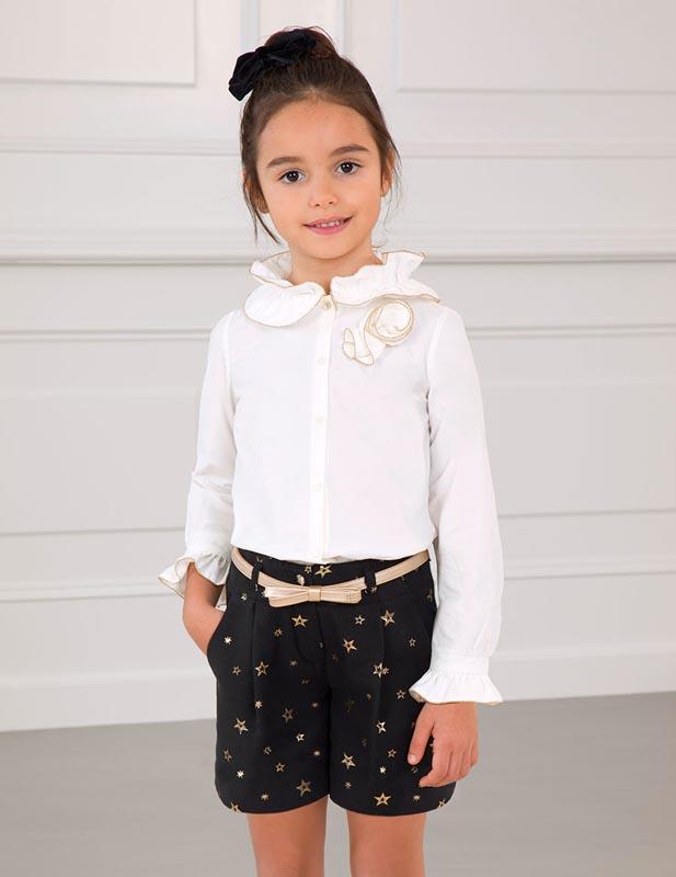 Детска елегантна риза Abel & Lula 0005601