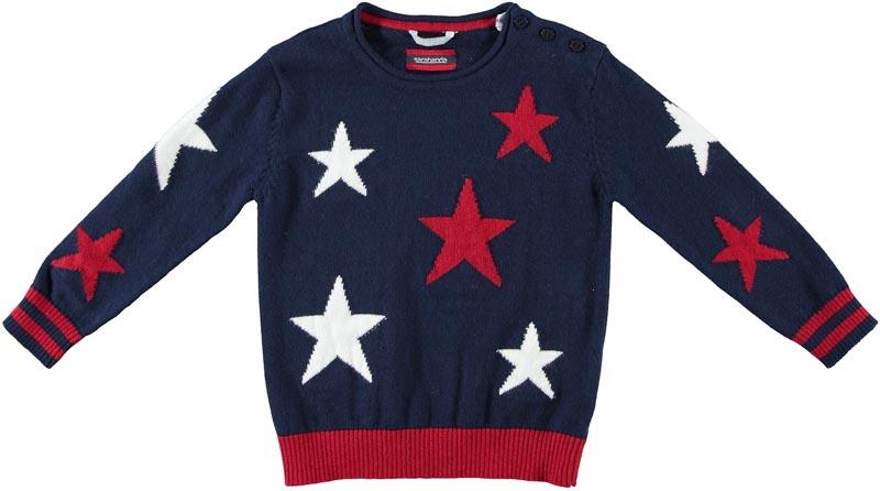 Красив детски пуловер Sarabanda 0000K104
