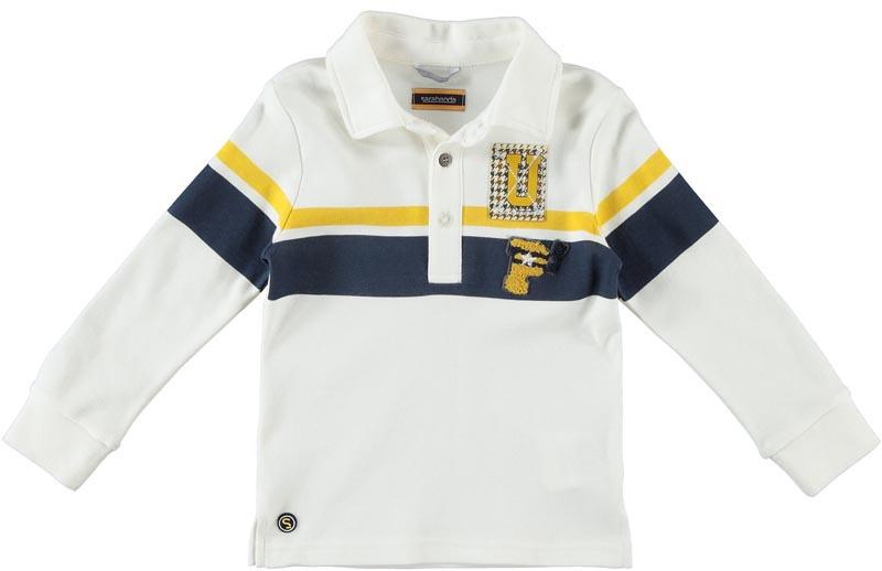 Детска спортно-елегантна блуза Sarabanda 0000K1271