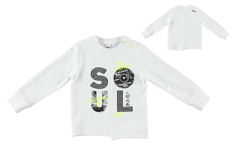 Детска памучна блуза iDO 0004K534