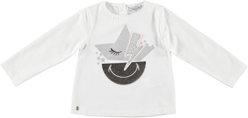 Нежна детска блуза Sarabanda 000DK853