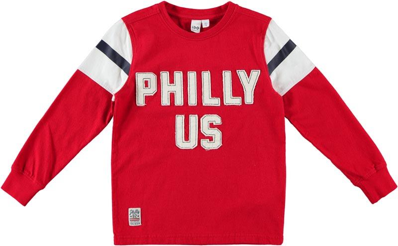 Детска спортна блуза iDO 0004K725