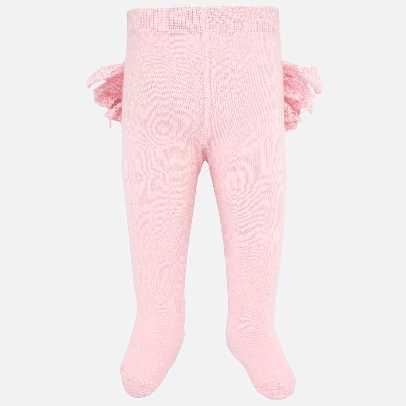 Бебешки чорапогащник с къдрици Mayoral 00010627
