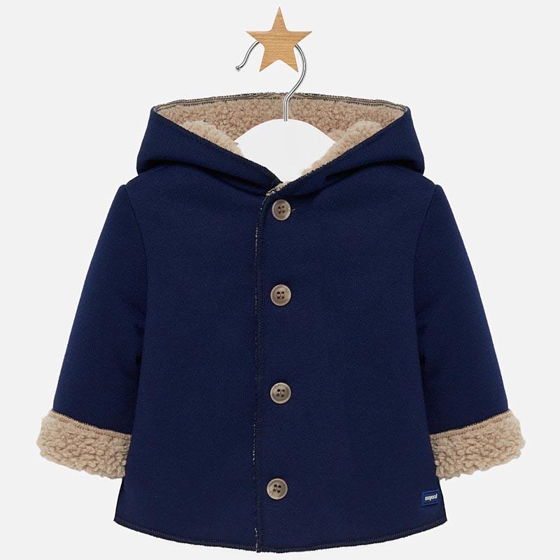 Красиво бебешко палто Mayoral 0002417