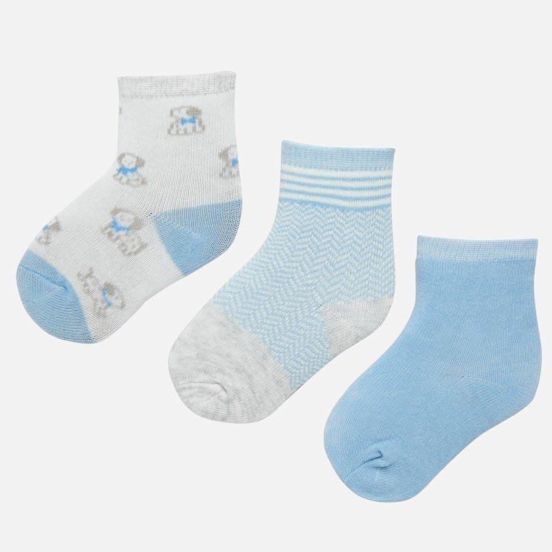 Комплект сладки бебешки чорапи Mayoral 0009160