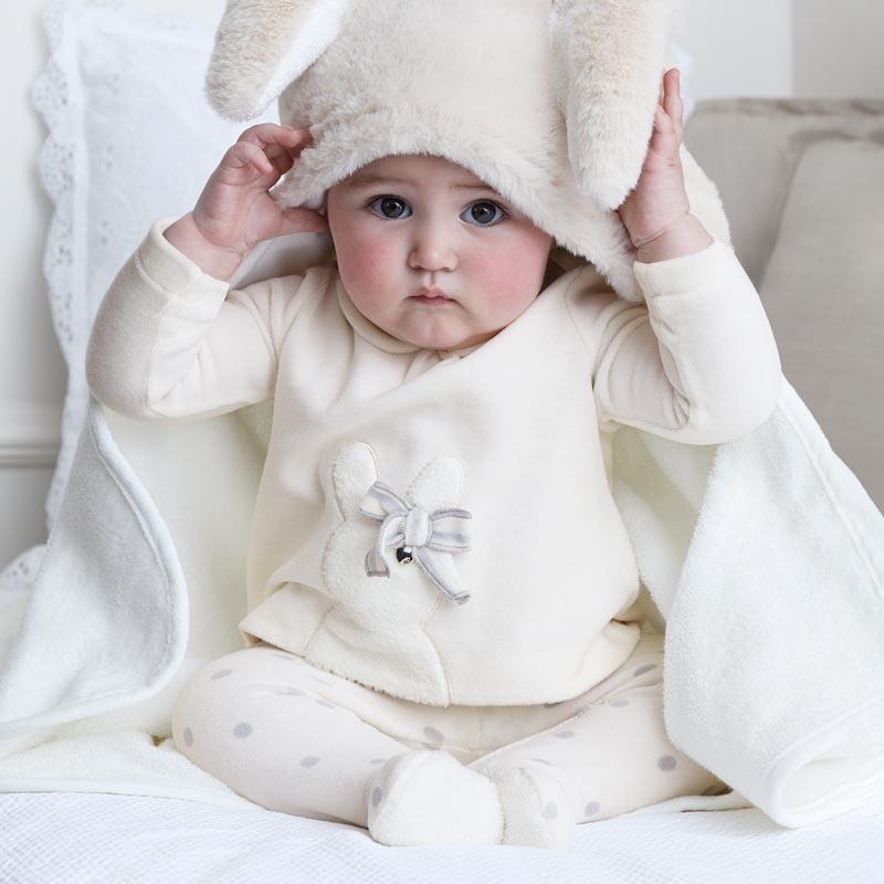 Бебешки комплект за момиче Mayoral 0002501