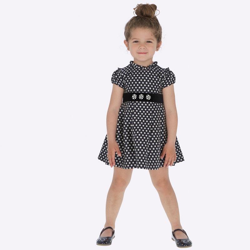 Детска рокля на точки Mayoral 0004932