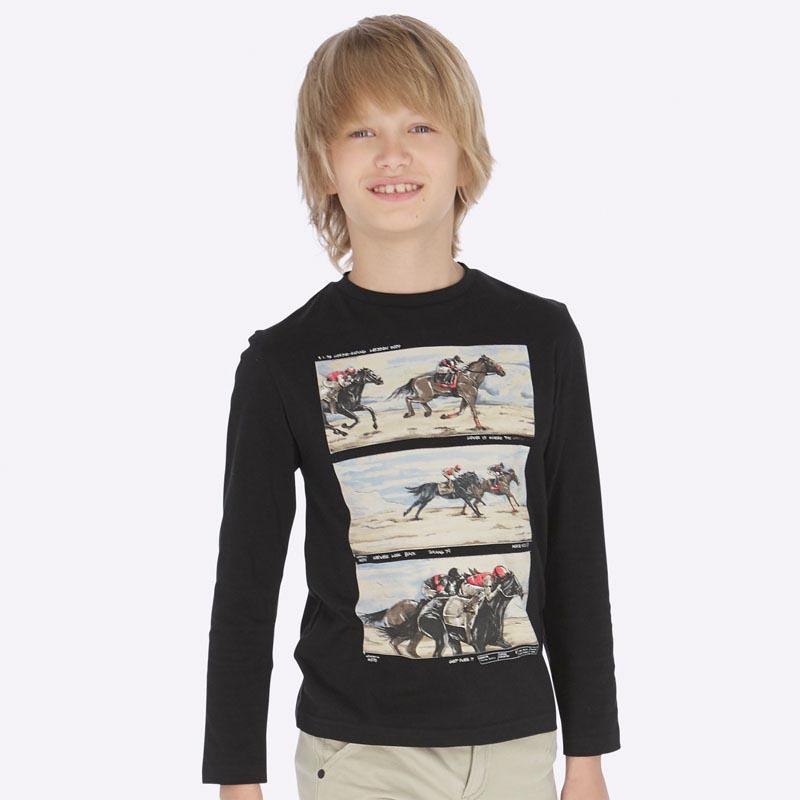 Детска спортна блуза Mayoral 0007033