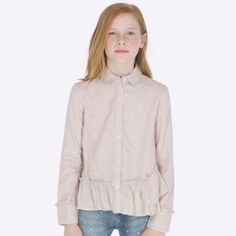 Ефектна детска риза Mayoral 0007107