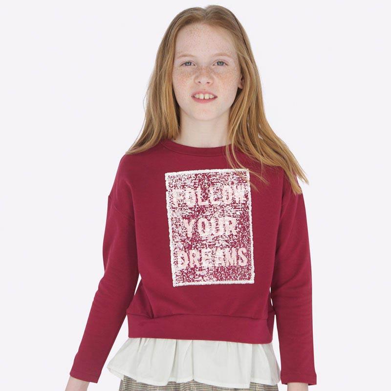 Детска спортна блуза Mayoral 0007402