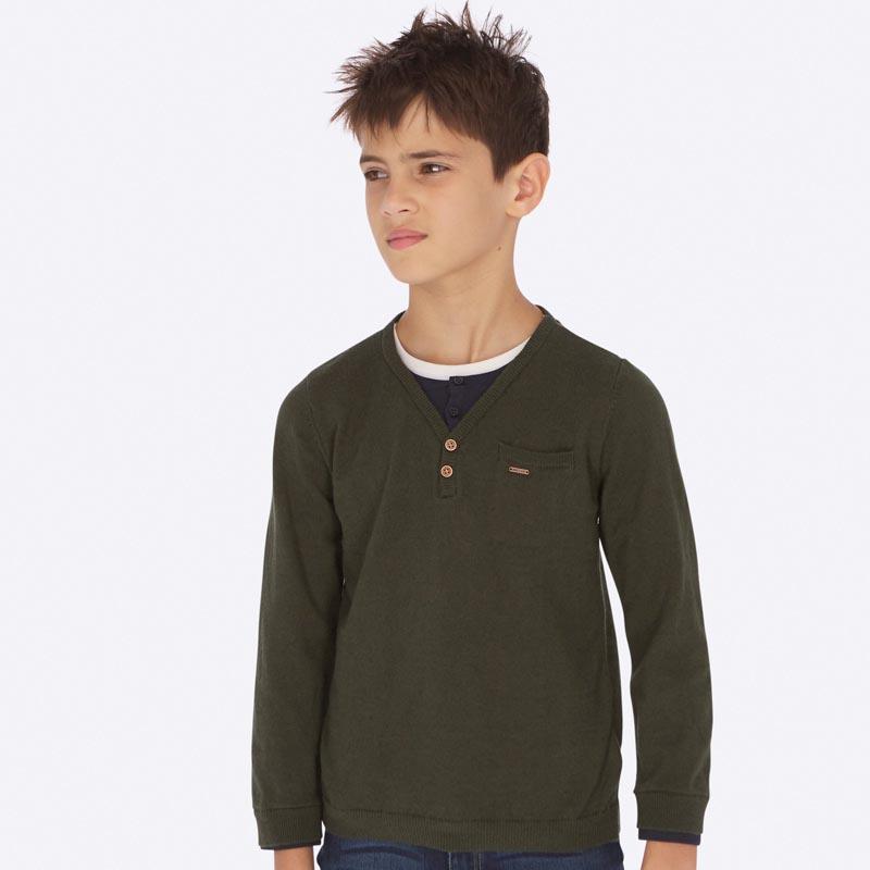 Детски пуловер за момче Mayoral 0007312