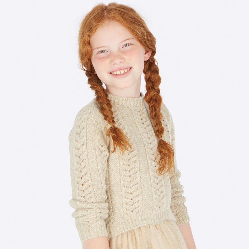Детски плетен пуловер Mayoral 0007302