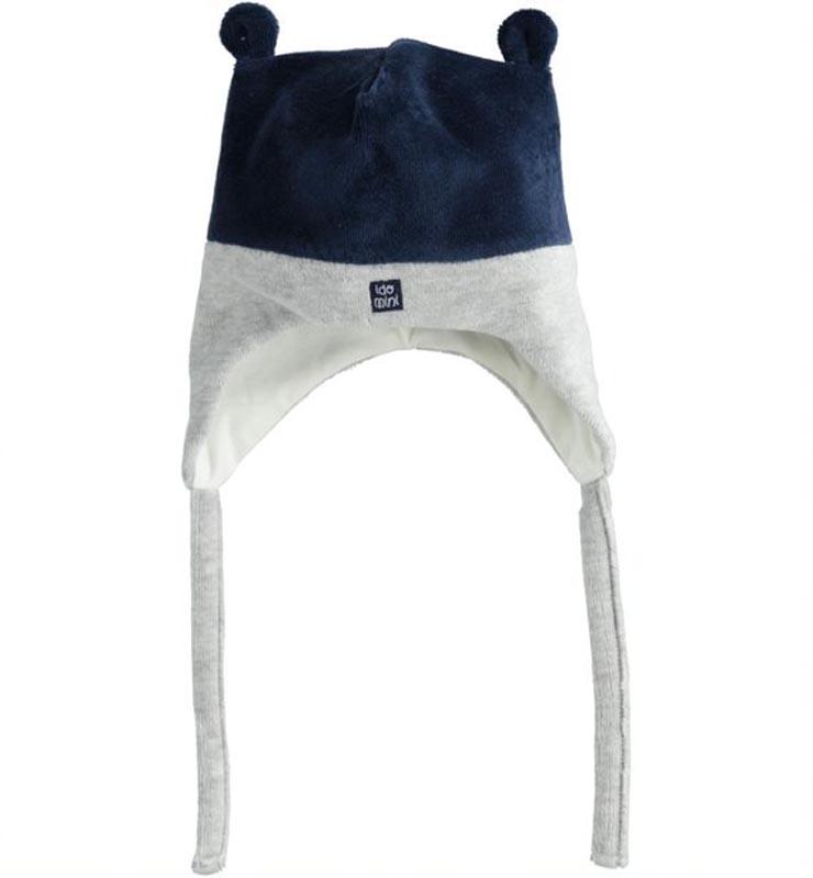 Бебешка памучна шапка iDO 0004k104