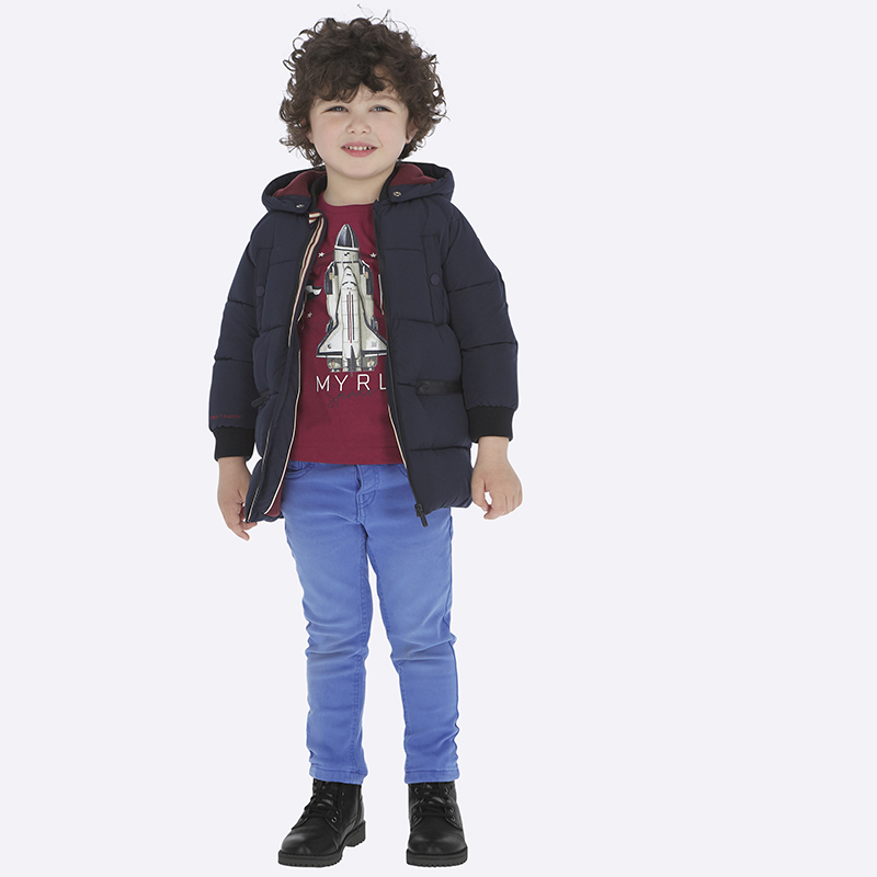 Детски дълъг панталон slim fit Mayoral 0004511