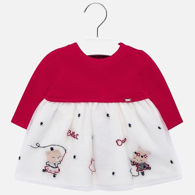 Красива детска рокля Mayoral 0002831
