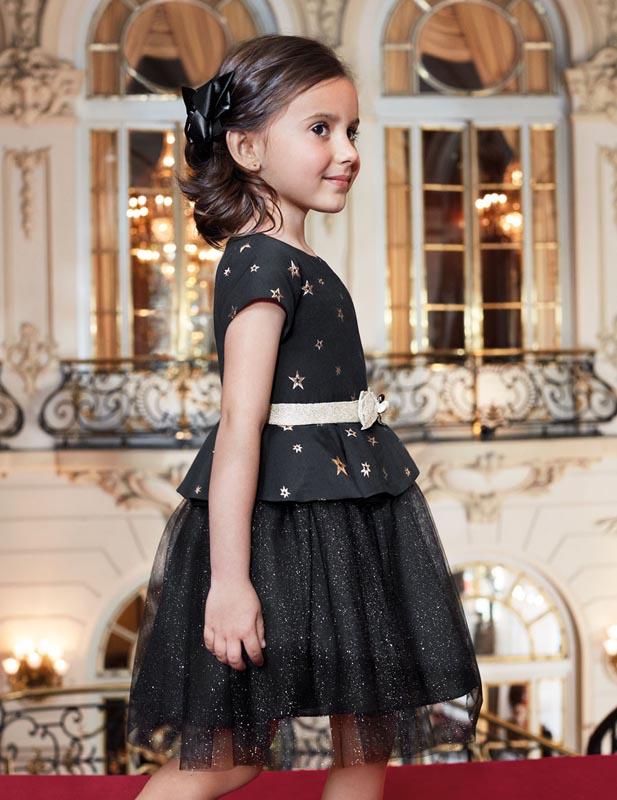 Детска официална рокля Abel & Lula 0005507