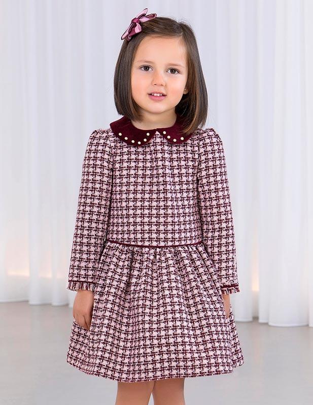 Детска красива рокля букле Abel & Lula 0005514