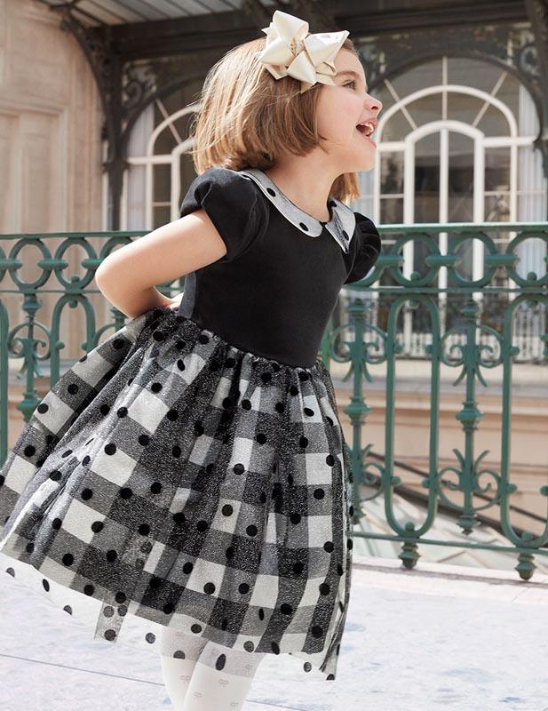 Детска официална рокля Abel & Lula 0005534