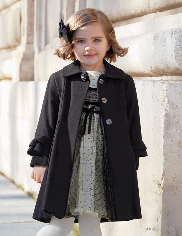 Детско стилно палто Abel & Lula 0005809
