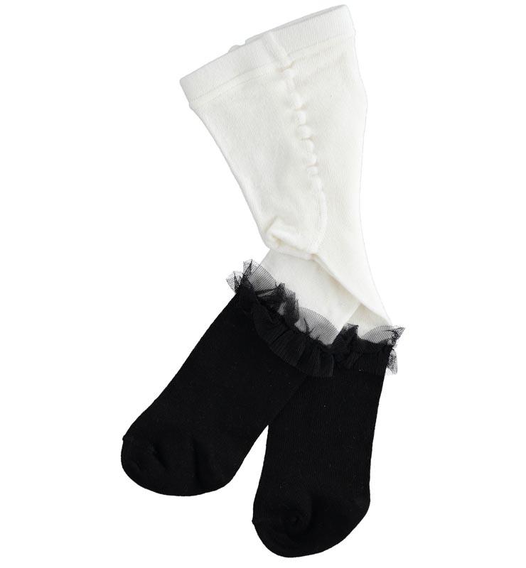 Красив бебешки чорапогщаник Minibanda 0003K351