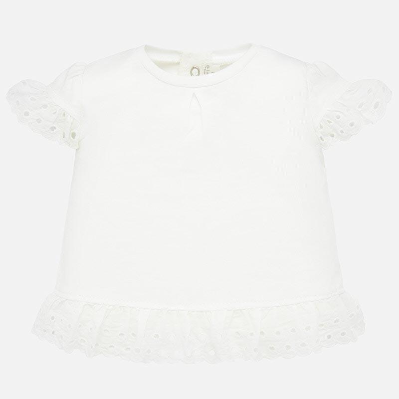 Изчистена бебешка блуза Mayoral 1034